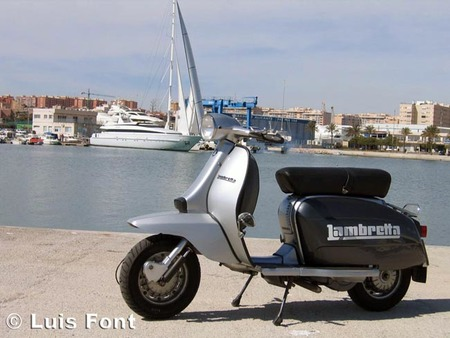 Lambretta Serie 80 200 cc