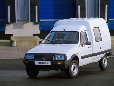 En el Día Internacional del Trabajo, una oda a la Citroën C15