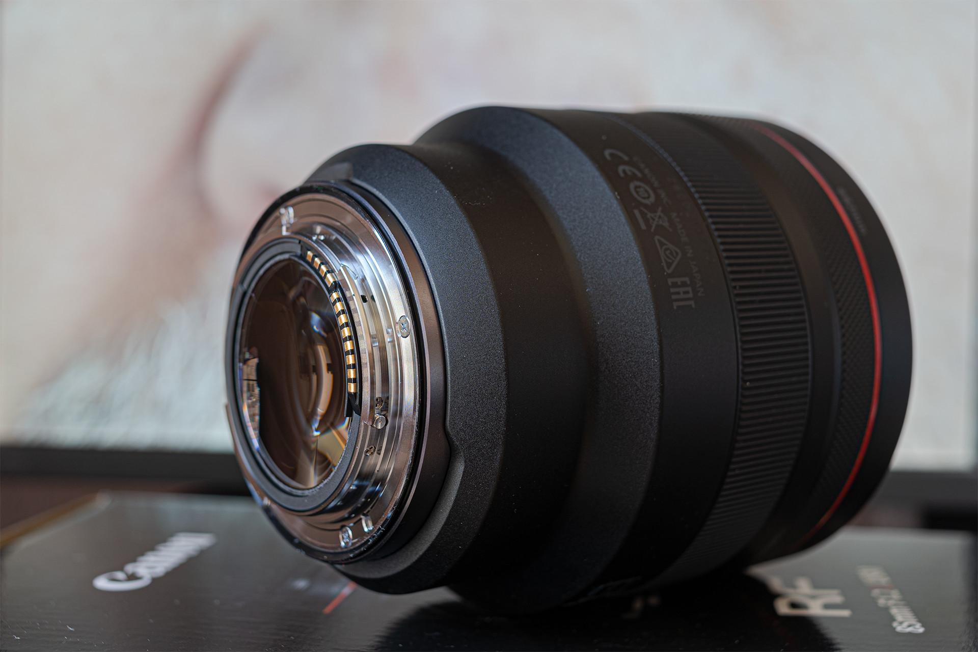 Foto de Canon RF 85mm F1.2L USM (2/15)