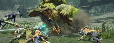 Si quieres que Monster Hunter Rise tenga juego cruzado y progresión cruzada, díselo a Capcom en una encuesta oficial