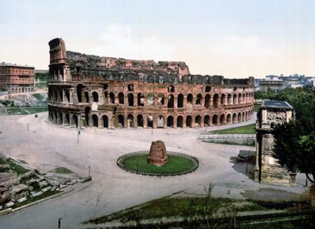 Los Alrededores Del Coliseo