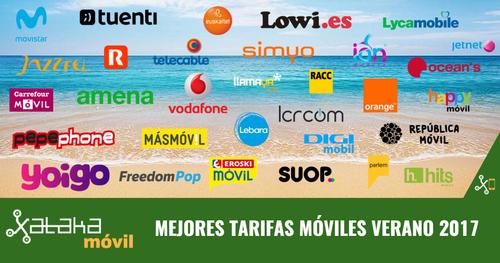 Las mejores tarifas móviles del mercado: así encajan las nuevas tarifas de Amena y MÁSMÓVIL