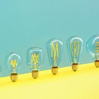 Plumen Wattnott, unas bombillas LED pensadas para decorar tu salón