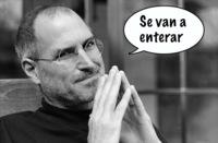 Declaraciones de Steve Jobs en una reunión con los empleados de Apple