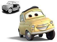 """Pixar confirma la película """"Cars 2"""""""