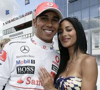 Lewis Hamilton deja a Nicole Scherzinger