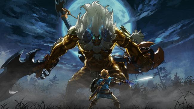 Zelda Breath Of The Wild 04