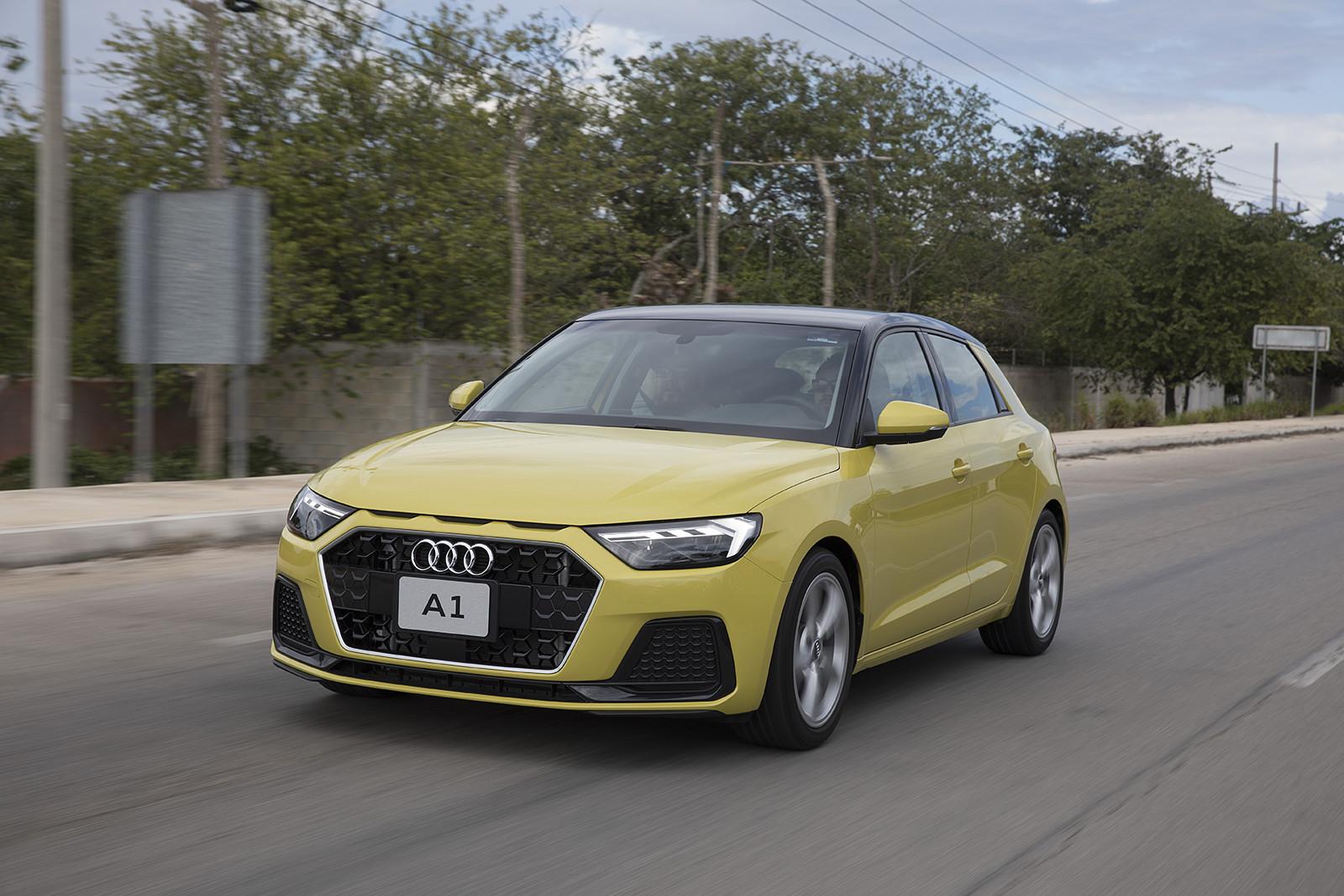 Audi A1 2020 (lanzamiento)