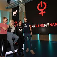 """Movistar presenta MyNameMyGame, una iniciativa para concienciar y """"denunciar el tratamiento machista en los videojuegos"""""""