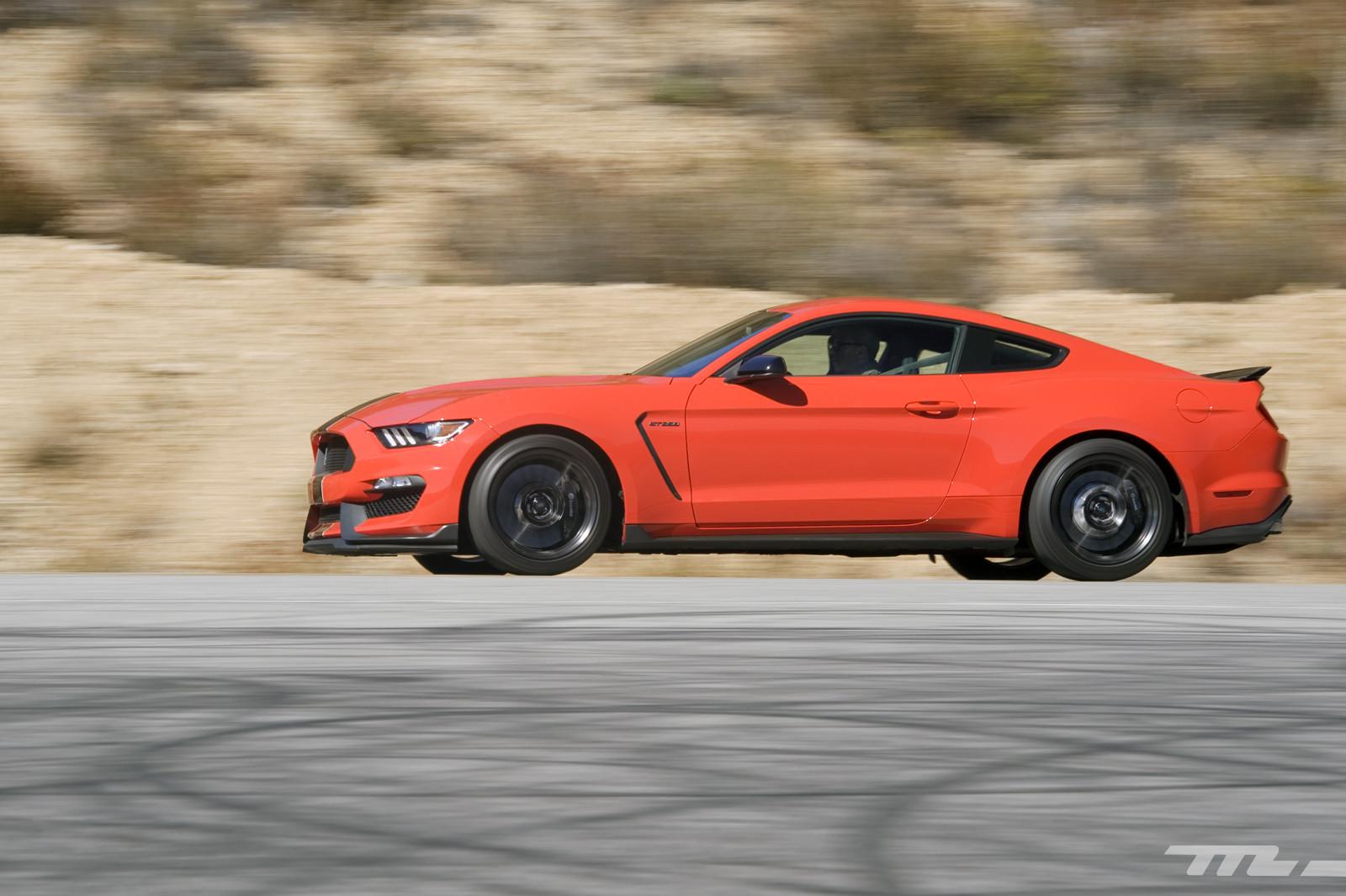 Foto de Ford Mustang Shelby GT350, prueba (10/40)