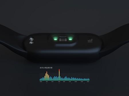 Xiaomi Mi Band 5 Oficial Sensores