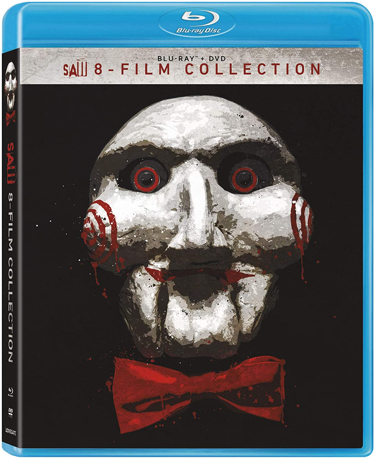 Saw - 8-film Collection (Blu-ray)