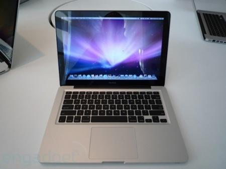 Imagen de la semana: pantallas brillantes de los Macbooks