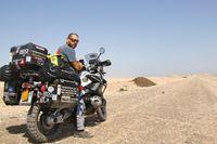 América en moto. Recordando la vuelta al mundo. Del Cairo al Lago Tana