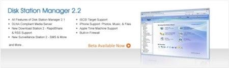 Disk Station Manager 2.2