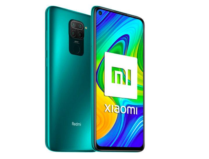 Redmi Note 9 de 3GB de RAM y 64GB de capacidad y en color Forrest Green