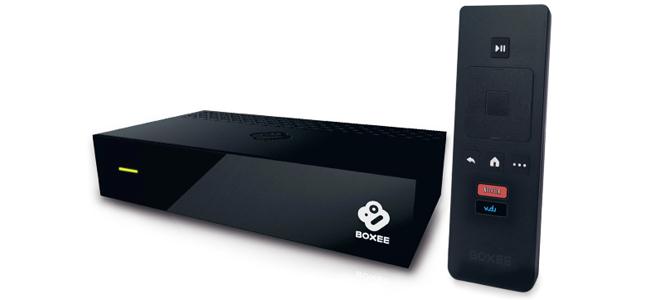 Boxee TV, contenidos online en HD y la nube infinita
