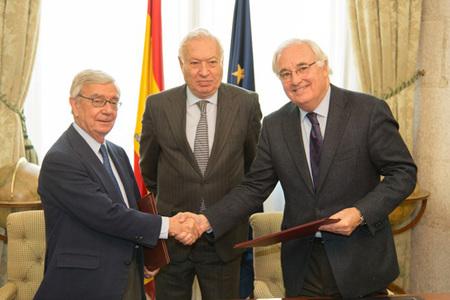 El ministerio de Exterior y la Real Academia de Gastronomía unidos para promocionar la cocina española