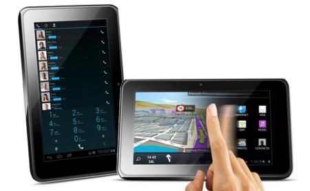 Vexia continúa con el concepto de Navlet y le añade 3G