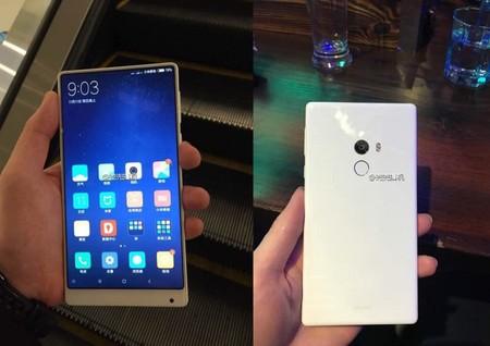 Xiaomi da pistas sobre su evento del próximo jueves, ¿veremos un Mi Mix blanco?