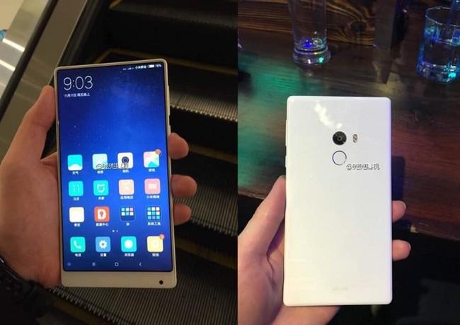 Xiaomi Mi Mix Blanco
