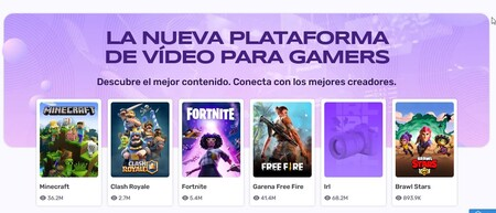 Gamestry recibe $5 millones para seguir creciendo: así es la plataforma española que quiere competir con YouTube y Twitch en gaming