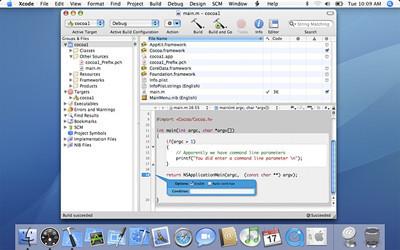 [WWDC'06] Xcode 3.0