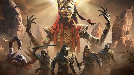 Ubisoft muestra en movimiento The Curse of the Pharaoh, la próxima expansión de Assassin's Creed Origins
