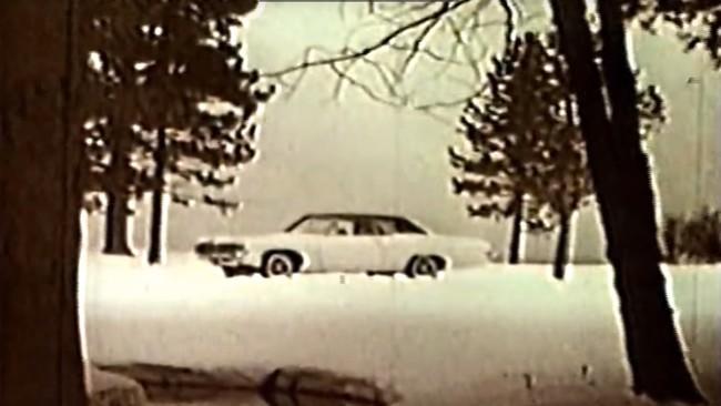 Cadenas en spray integradas: la loca solución de Chevrolet que se anunciaba así en 1969