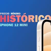 El compacto y manejable iPhone 12 mini de 256 GB está rebajadísimo a 753,10 euros en Amazon, su precio mínimo histórico