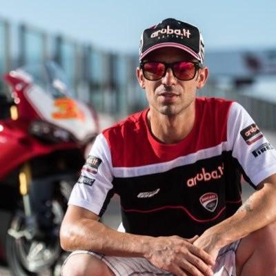 Marco Melandri Ducati