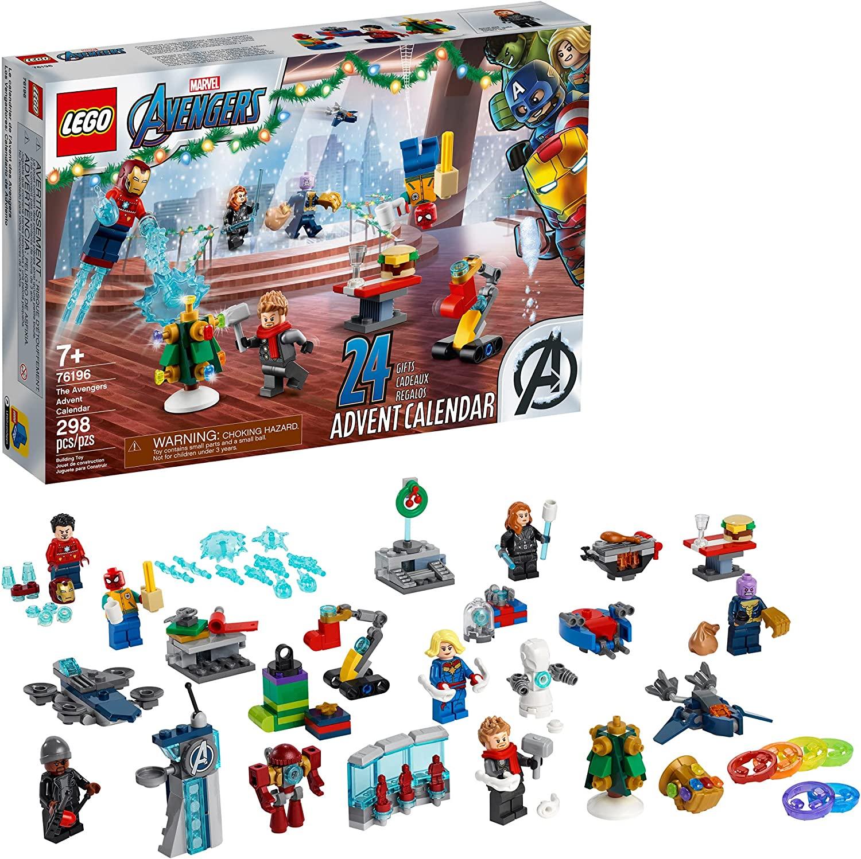 LEGO Los Vengadores: Calendario de Adviento