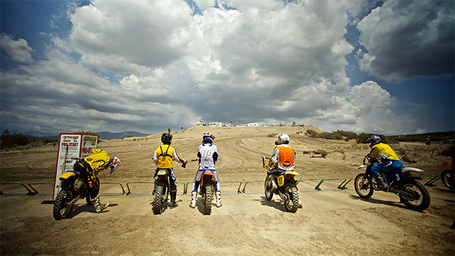 Ride Apart Vintage Motocross
