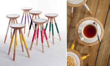 Mesas de té para <em>singles</em>
