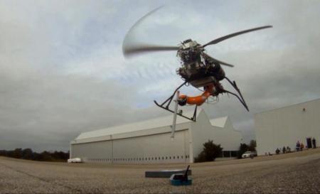 Estos robots están preparados para trabajar en alturas donde no llegan los humanos
