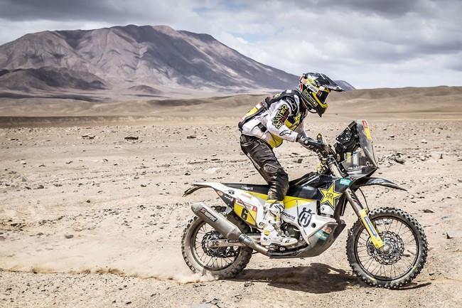 Dakar 2019: Pablo Quintanilla arrebata la victoria a Kevin Benavides y se hace con el liderato
