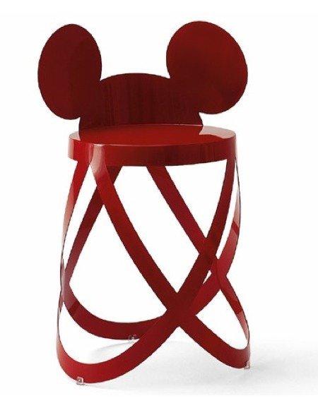 Nueva silla inspirada en Mickey Mouse
