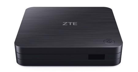 4K, Inteligencia Artificial y Dolby Vision: esta es la presentación del nuevo set top box de ZTE