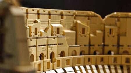 Detalles Coliseo Lego