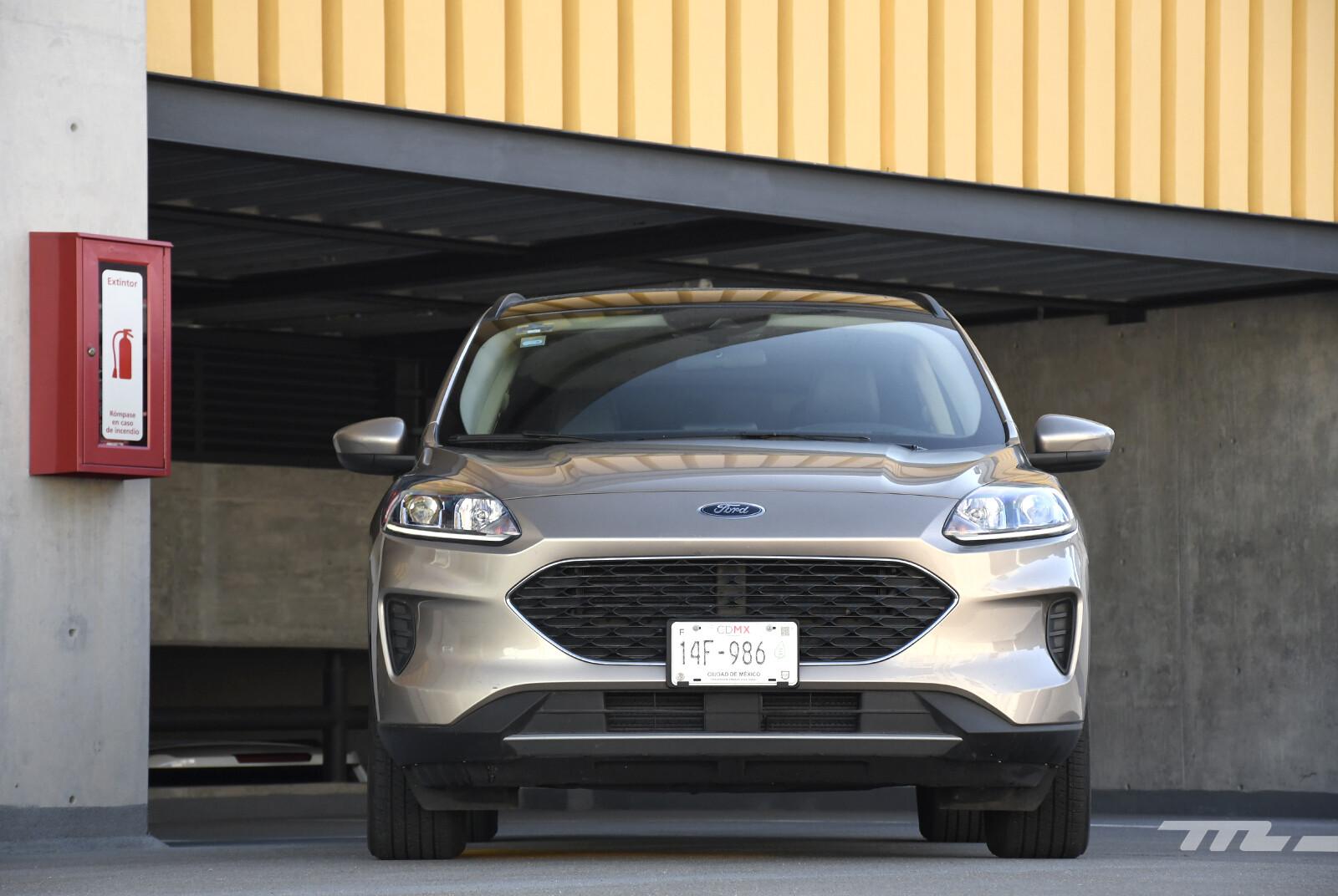 Ford Escape Hybrid (prueba)