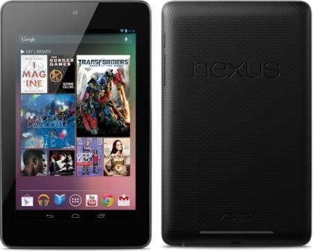 Nexus 7, el nuevo tablet de Google