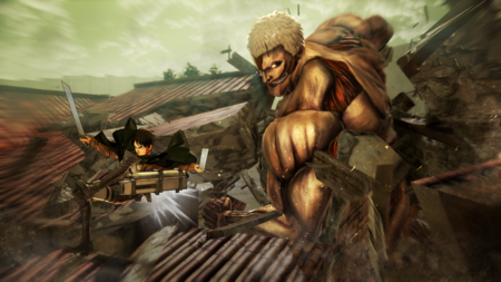 Attack On Titan Wings Of Freedom 02