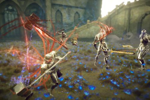 Babylon's Fall ya tiene fecha para su beta cerrada en Steam: muy pronto podrás probar el juego de PlatinumGames