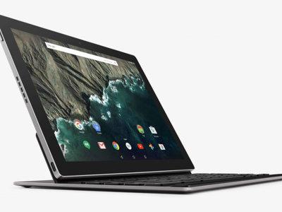 Pixel C, la nueva tableta con la que Google intentará competir con los Surface e iPad Pro