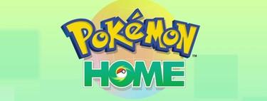 Pokémon Home: qué es, cómo usarlo en tu móvil, y cómo pasar tus Pokémon de Nintendo Switch