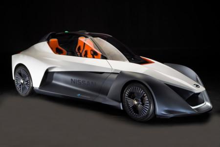 """Así evoluciona el Nissan BladeGlider, un radical """"eléctrico para los apasionados"""""""