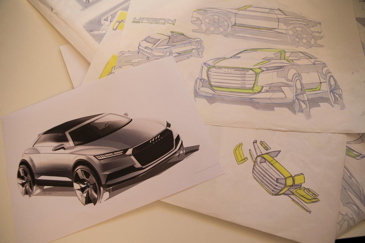 Foto de Nueva estrategia de diseño Audi (12/12)