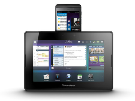 Thorsten Heins, CEO de BlackBerry, no ve interés en el negocio de las tablets