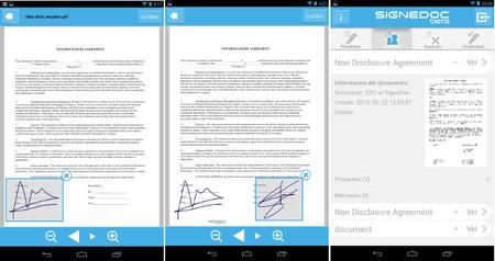 Signedoc.com, una plataforma web y móvil para la firma electrónica de documentos