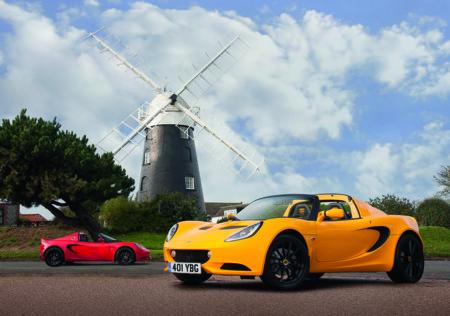 Los renovados Lotus Elise Sport y Sport 220 te traen 220 CV de conducción sin edulcorantes